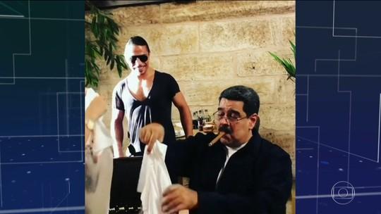 Quem é Salt Bae, o chef turco que serviu Maduro em restaurante de luxo de Istambul