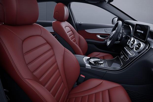 Mercedes-AMC C 63 S (Foto: Daimler AG)