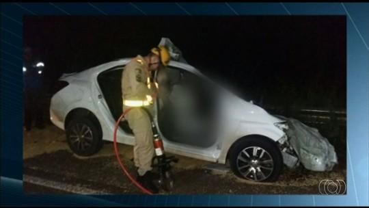 Amigos e parentes lamentam morte de três estudantes em acidente na BR-364 em Mineiros: 'Coração partido'