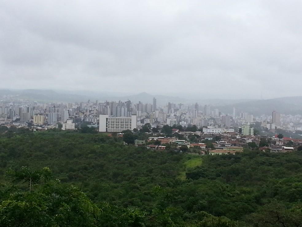 -  Cidades do Centro-Oeste de Minas ficam com céu entre parcialmente nublado e nublado no fim de semana  Foto: Thulio Oliveira/G1