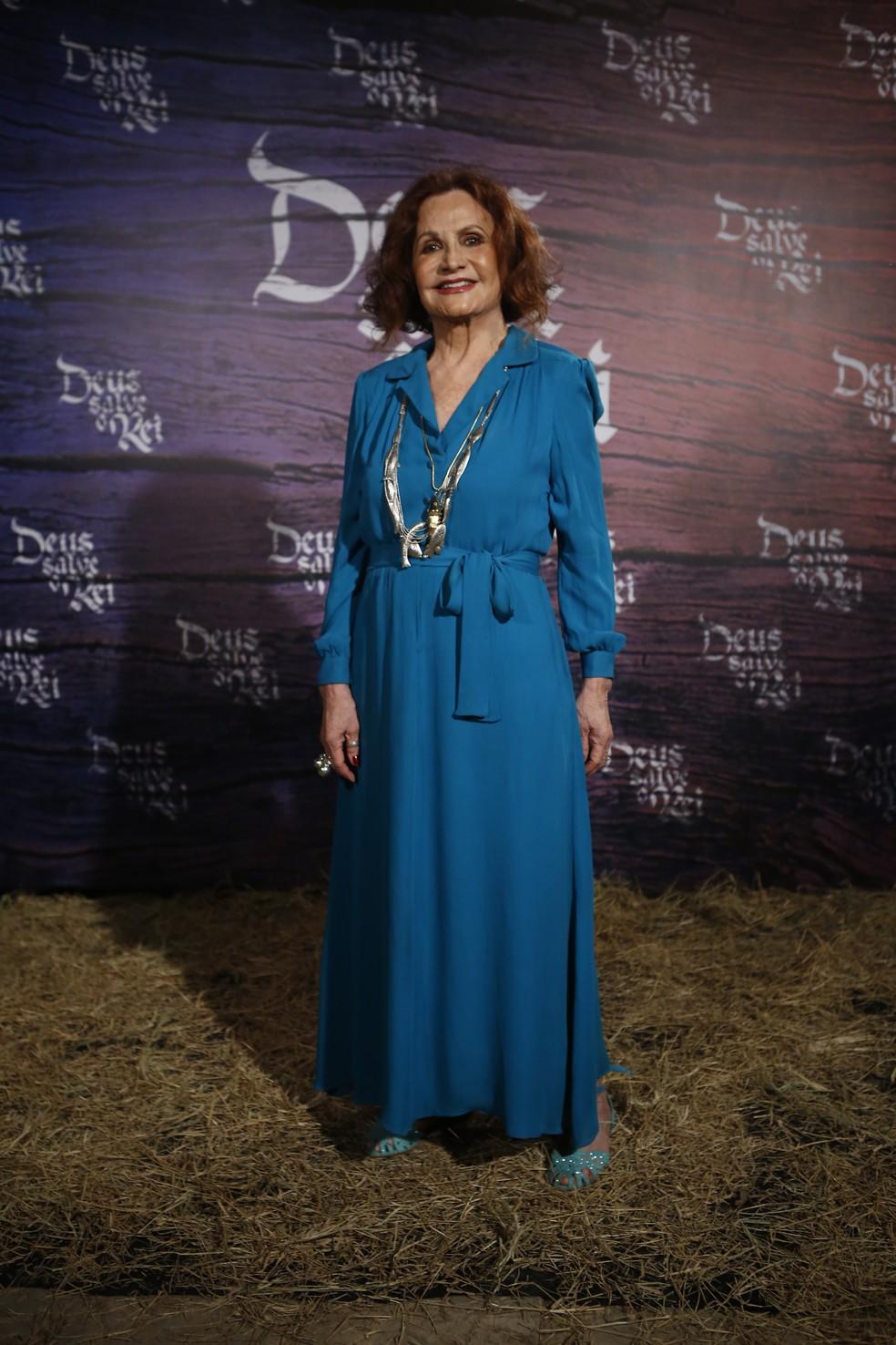 Rosamaria Murtinho será Linda, em 'A Dona do Pedaço', mãe de Beatriz (Natália do Vale) — Foto: Artur Meninea/Gshow