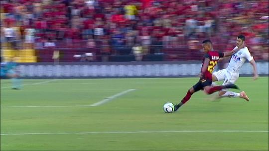 Os melhores momentos de Sport 2 x 1 Santos pela 38ª rodada do Brasileirão