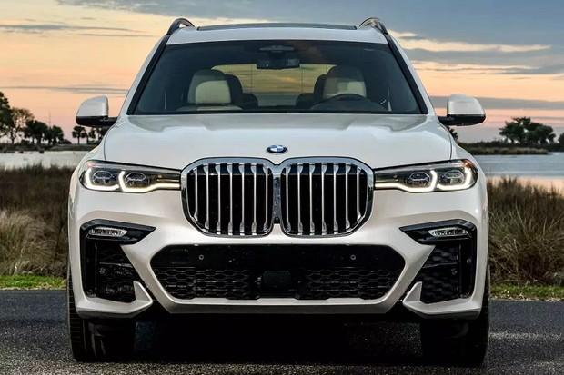 BMW X7  (Foto: Divulgação )