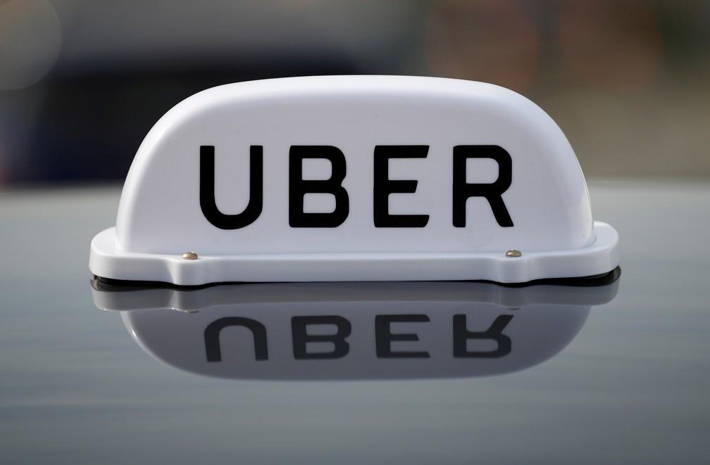 """Uber fechou parceria com a Volvo para fabricar """"dezenas de milhares"""" de carros autônomos — Foto: Phil Noble/Reuters"""