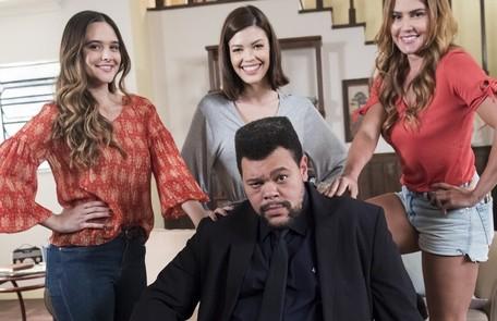 Outra novidade é Babu Santana, que interpretará Nanico, um policial escalado para reforçar a segurança das protagonistas TV Globo