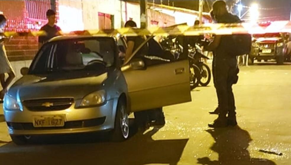 O policial militar, identificado como Ricardo Sousa Pinheiro, foi assassinado a tiros durante uma tentativa de assalto em São Luís. — Foto: Divulgação/Redes Sociais.