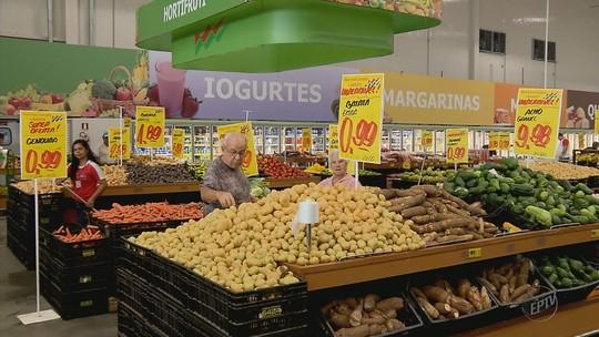 Saco de batatas atinge menor preço em 5 anos no Sul de Minas, diz Ceasa