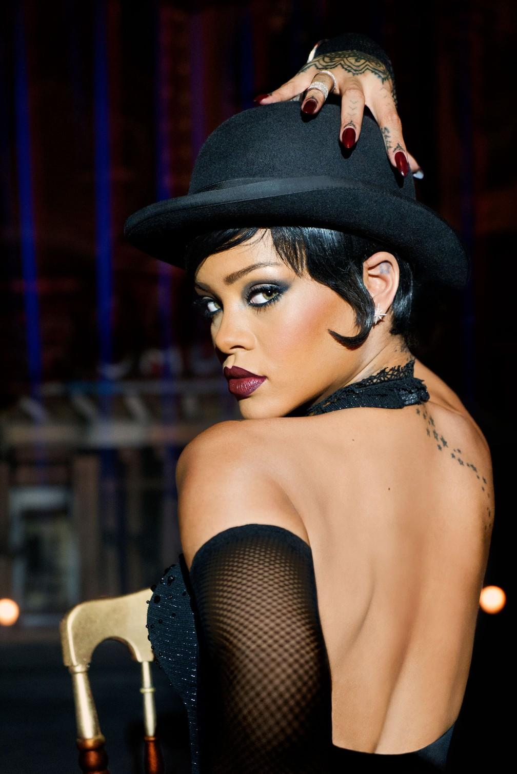 Rihanna em cena de 'Valerian e a Cidade dos Mil Planetas' (Foto: Divulgação)