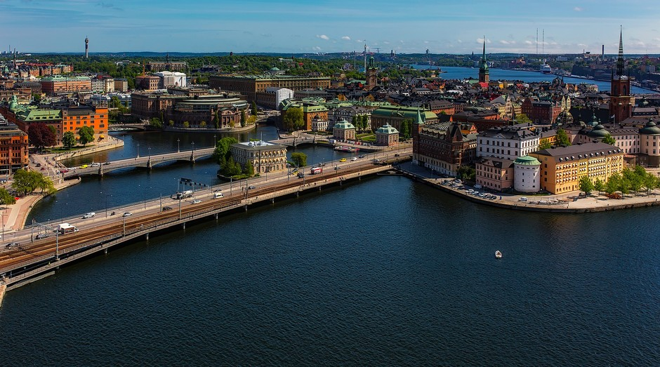 Estocolmo, Suécia (Foto: Reprodução: Pixabay)