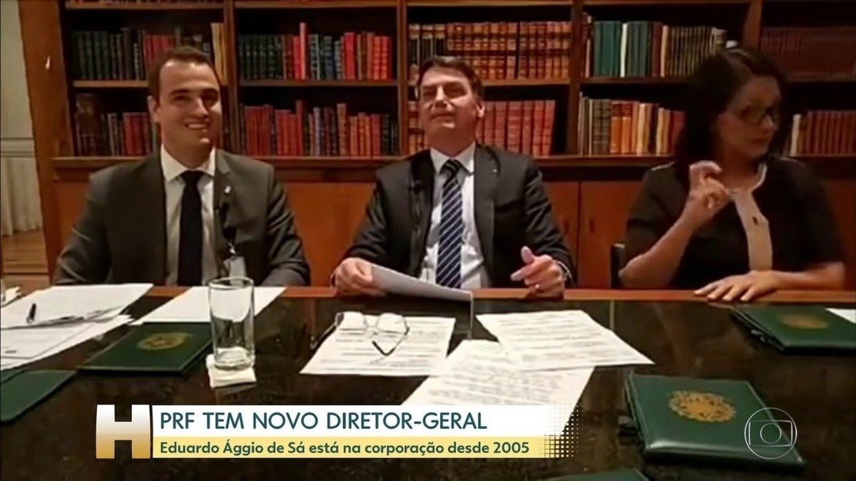 In live with Bolsonaro in 2019, new PRF director criticized fine with 'character ...