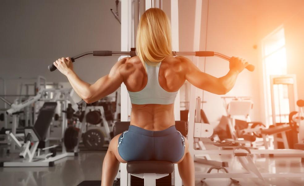 Exercícios anaeróbicos trazem diversos benefícios além do emagrecimento (Foto: iStock Getty Images)