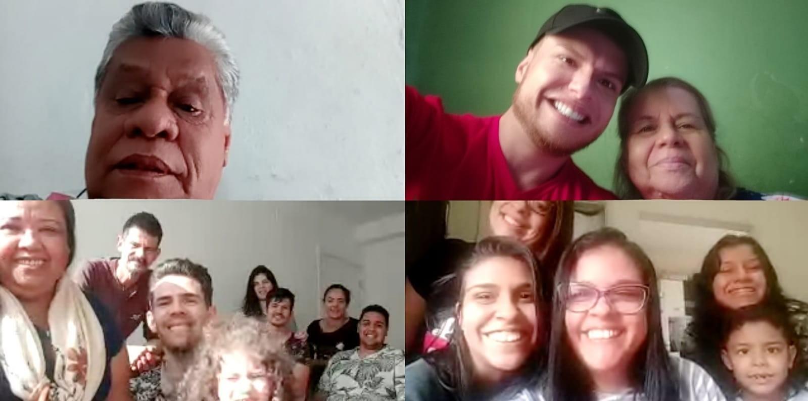Família que não se vê desde 1968 se reencontra após postagem na web