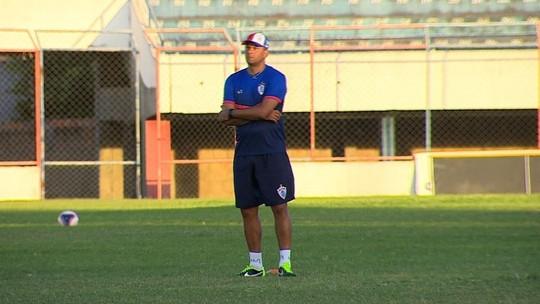 """Washington """"Coração Valente"""" comandará primeiro jogo pelo Itabaiana neste domingo"""