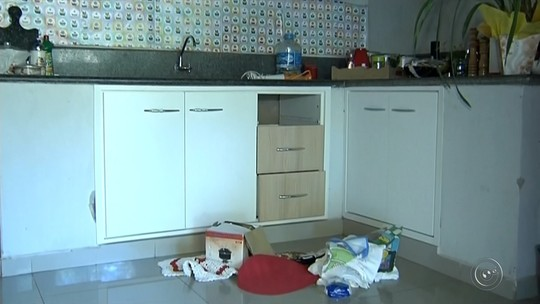 Noivos têm casa furtada dois meses antes do casamento: 'Não quero mais morar aqui'