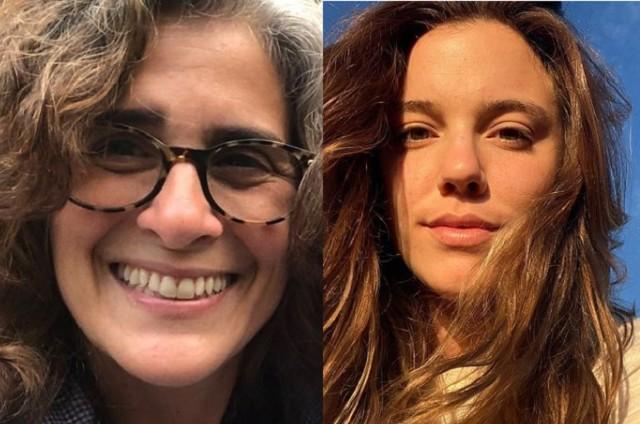 Lúcia Veríssimo e Alice Wegman (Foto: Reprodução/Instagram)