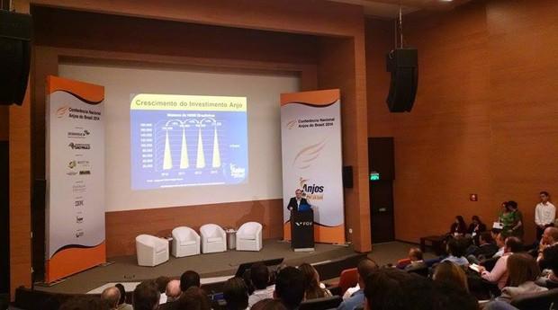 Cassio Spina, presidente da Anjos do Brasil  (Foto: Flávia Bezerra)