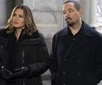 Mariska Hargitay e Ice-T em 'Law & order: SVU' | Virginia Sherwood/NBC