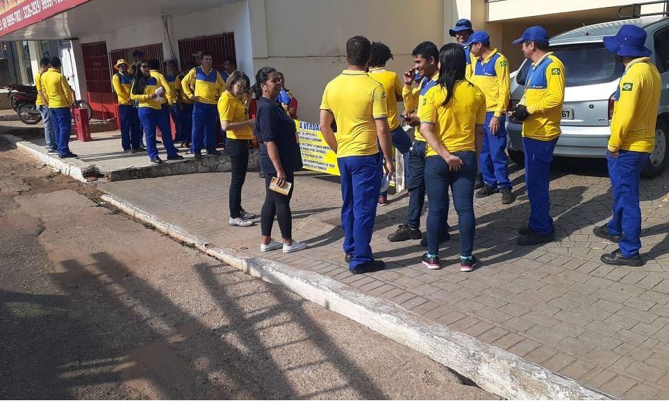 Funcionários dos Correios voltam ao trabalho após suspensão da greve no Acre - Notícias - Plantão Diário