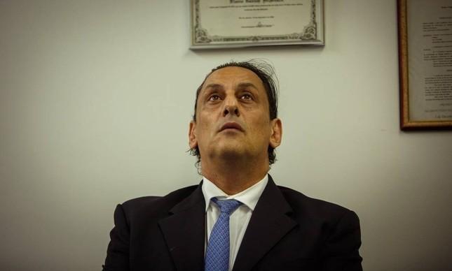 O advogado de Flávio Bolsonaro, Fred Wassef