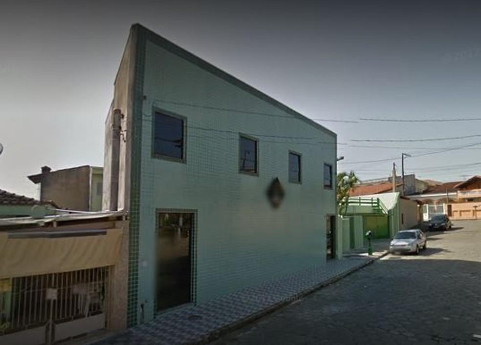 Missionário da Igreja Adventista do Sétimo Dia abusou sexualmente de criança dentro de uma unidade em Itanhaém (SP) — Foto: Reprodução