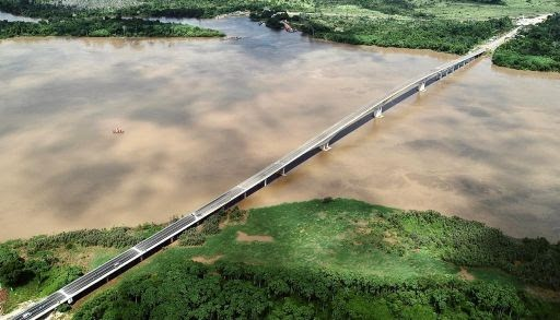Ponte do Abunã sobre o rio Madeira é inaugurada na sexta-feira (7) e cria expectativa para o desenvolvimento da região