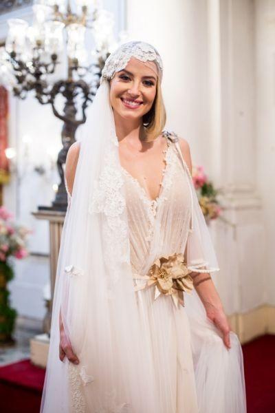 Bárbara França, a atriz