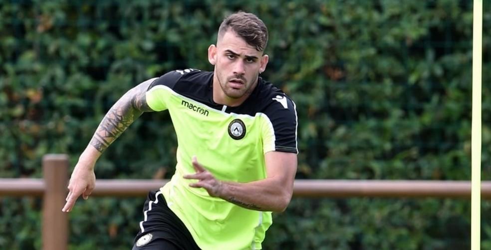 — Foto: Divulgação/Udinese