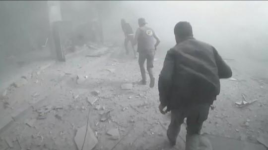 Trump diz que haverá 'preço alto' por suposto ataque químico que deixou dezenas de mortos na Síria