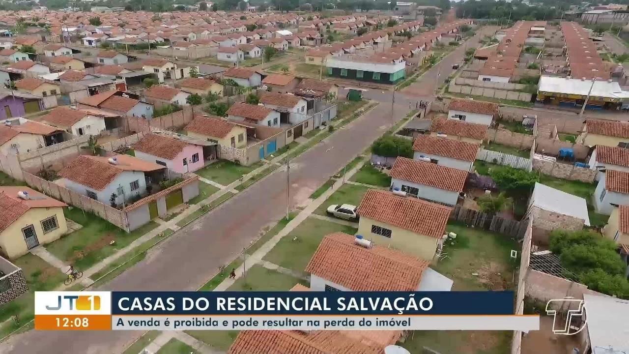 Venda de imóveis do Residencial Salvação, em Santarém, ainda é proibida