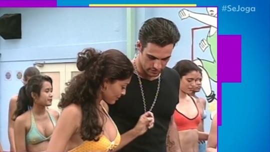 Juliana Paes estreou na TV como figurante em 'Malhação'; assista