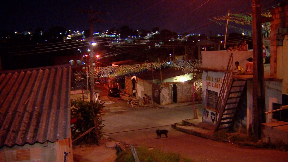 Área ficou deserta após traficantes impedirem trabalho de agentes de saúde (Foto: Reprodução/Rede Amazônica)
