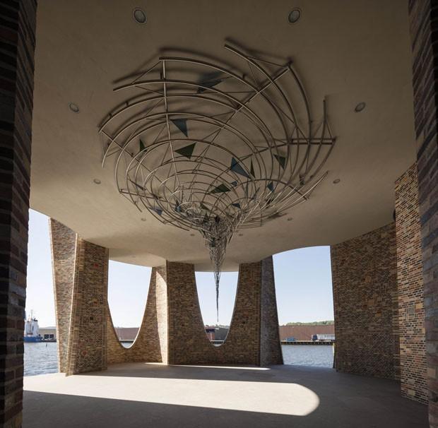 Olafur Eliasson assina seu primeiro edifício (Foto: Anders Sune Berg / Divulgação)