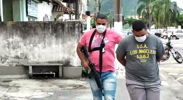 Suspeito de matar homem na frente da família durante greve da PM no ES é preso no RJ