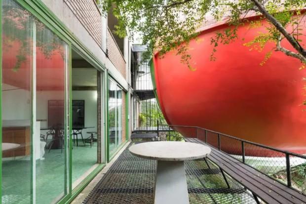 Casa Bola de Eduardo Longo pode ser alugada em São Paulo (Foto: Divulgação)