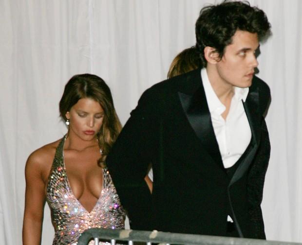 Jessica Simpson e John Mayer (Foto: Getty Images)