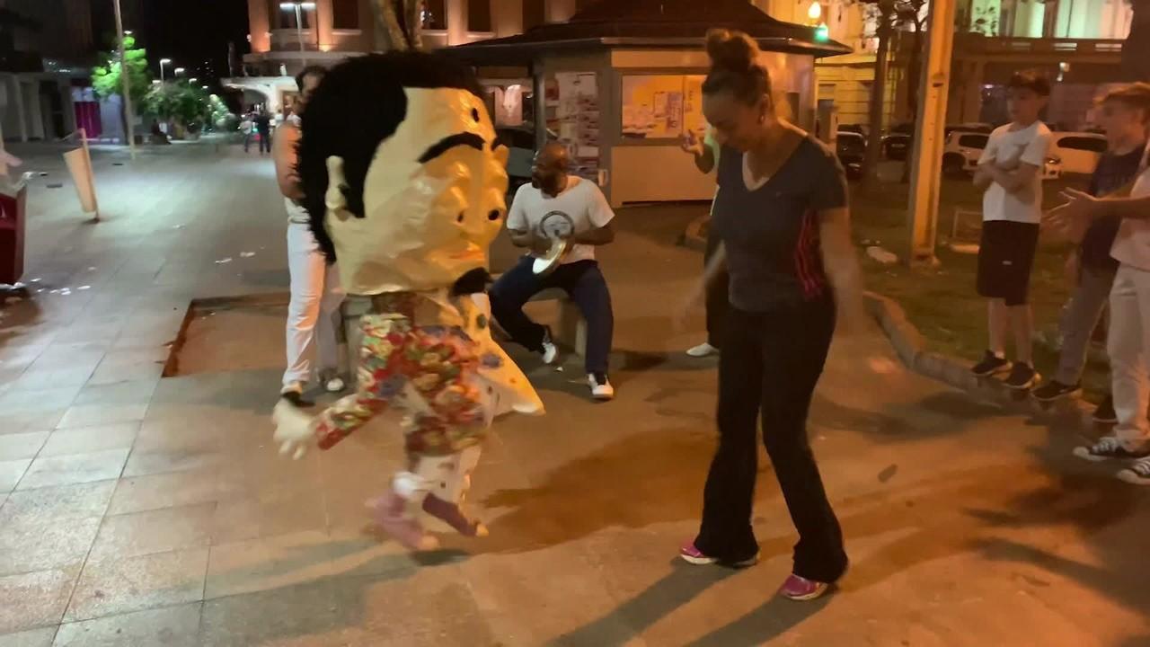 'Culturando': bailarina resgata danças populares brasileiras