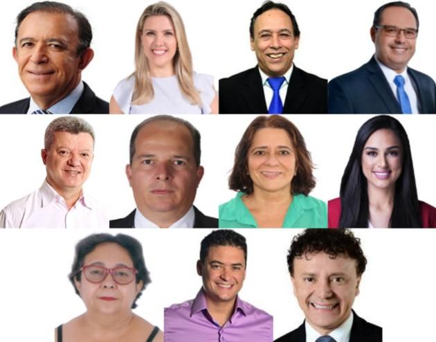 Eleições 2020: agenda dos candidatos à Prefeitura de Uberaba de sábado (24)