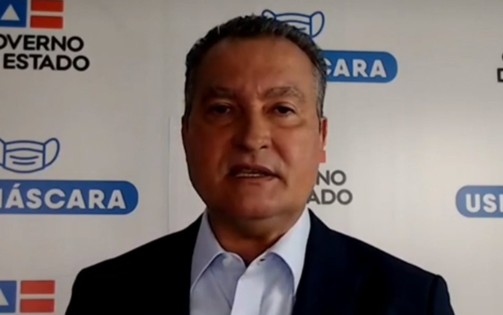 Governador da Bahia demonstra preocupação com número de casos de Covid-19: 'Luz amarela'