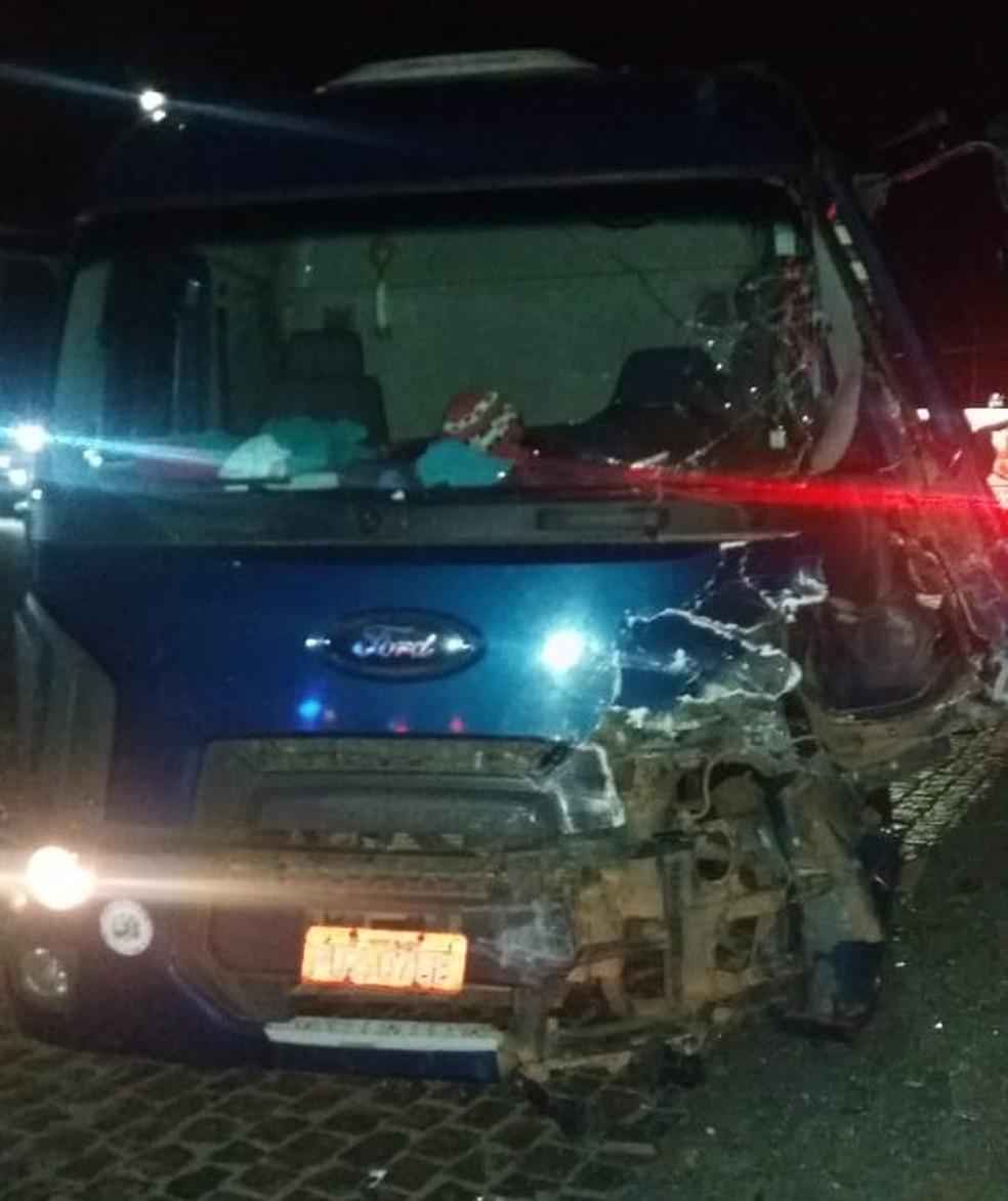 PM morreu após acidente na BR-407 — Foto: Divulgação/PRF