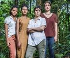 Elenco de 'Aruanas' | Fábio Rocha/TV Globo