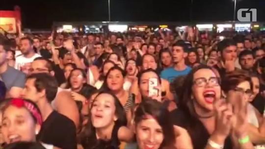 Magic! arrebata público teen em dia de ídolos da velha guarda no Rock in Rio