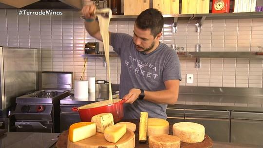 Reprise: Aligot ganha sabor de Minas com queijo artesanal