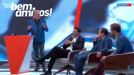 Gaciba diz que lance de possível pênalti em São Paulo x Ceará foi analisado