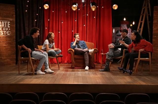 Série 'Debate que eu gosto', do Porta dos Fundos (Foto: Divulgação / Facebook)