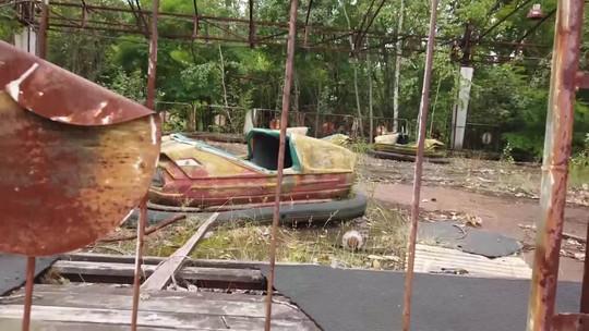 'Que Mundo é Esse?' desembarca na Ucrânia e visita as ruínas de Chernobyl