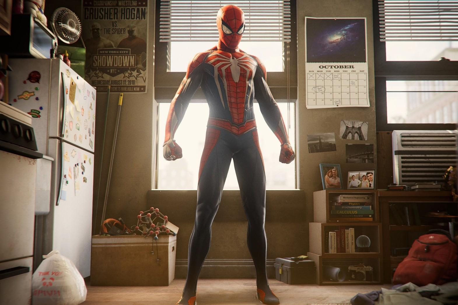 Marvel's Spider-Man (Foto: Divulgação)