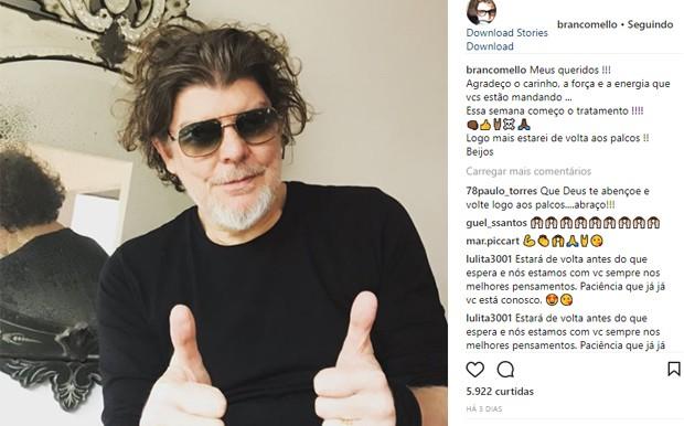 Branco Mello (Foto: Reprodução/Instagram)