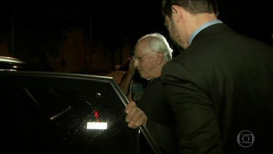 Yunes diz à PF que avisou Temer sobre entrega de envelope