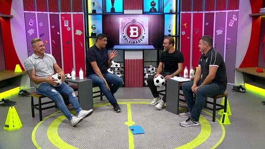 Boleiragem: Jardel, Paulo Nunes e Carlos Miguel falam sobre balada com Higuita após final da Libertadores