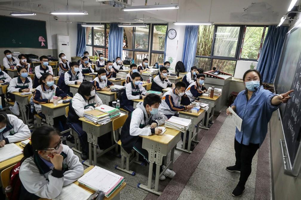 Volta às aulas após quarentena: veja 10 medidas adotadas em 8 ...